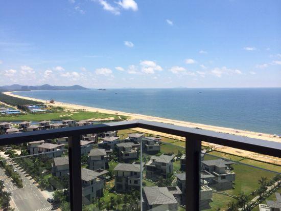 阳江伊思德度假公寓·阳江海陵岛保利银滩怎么样
