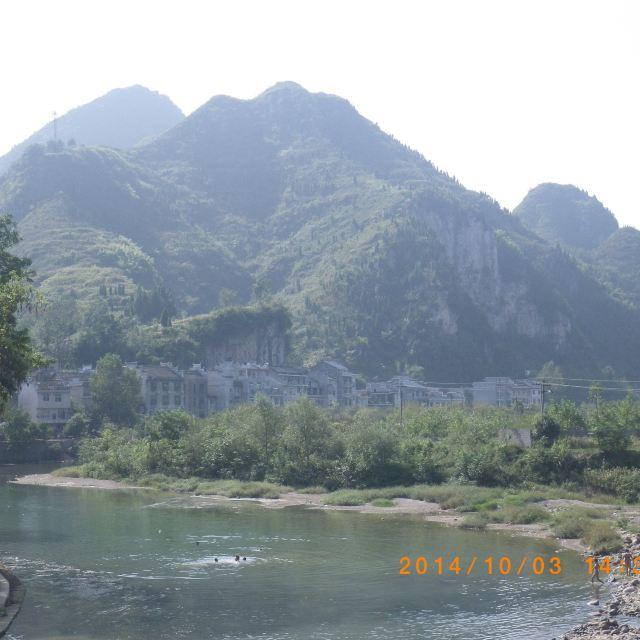 2014国庆带棠宝游湘西州边城茶峒,洪安,里耶,吉首