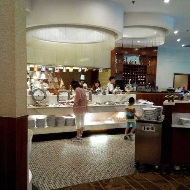 宁海开元新世纪大酒店早餐厅