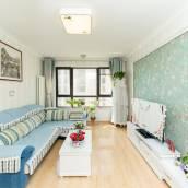 青島黃島銀沙灘唐島灣陽光溫馨之家公寓