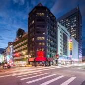 台北旅樂序精品旅館站前五館