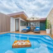 清邁游泳池套房酒店