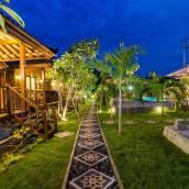 巴厘島迪納塔藍夢島別墅