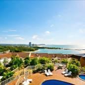 可蘭賓海灘山脈公寓酒店