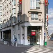 朗東堡10號巴黎北站宜必思酒店