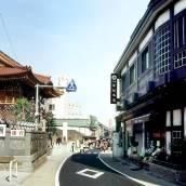 若松本酒店