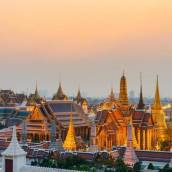 曼谷是隆安睡酒店