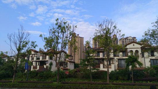 龍門富力南昆山溫泉養生谷麗景度假別墅