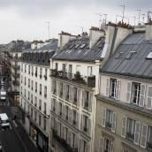 巴黎北站復古嘻哈旅舍