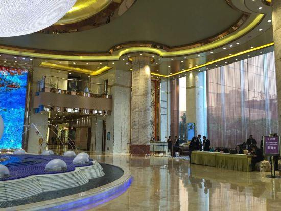海安南通中洋豪生大酒店点评